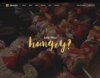 Brando Responsive and Multipurpose OnePage Theme
