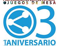 Carteles Asociación O3