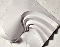 Wall Relief - Study of Curves