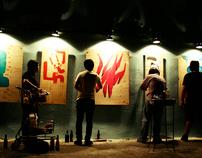 Pinta en Vivo @ Garage