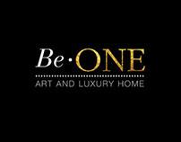 Be-ONE brand identity