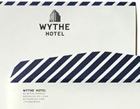 Wythe Hotel Branding