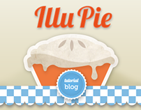 Illu Pie - tutorial blog