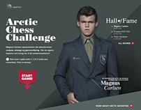 Arctic Chess Challenge