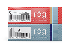 Rög package design