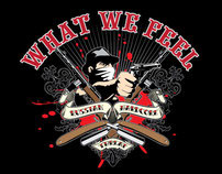 What We Fell T-shirt