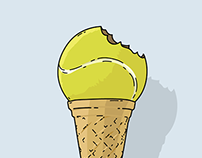 """Sweet serve"""