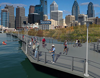 ES COMMUNITY . SCHUYLKILL R. TRAIL EXTENSION