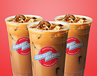 Seawolves Iced Coffee