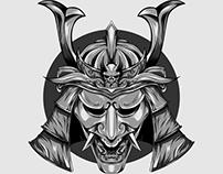 Oni Masked Samurai