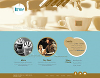 brew web design