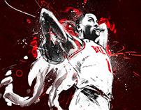 NBA RareInk: Illustrations