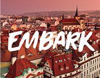 EMBARK Publication, Mobile App, & Website