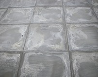 Cazana beton plader til væg, gulv og facader