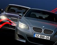 BMW - Christmas e-card