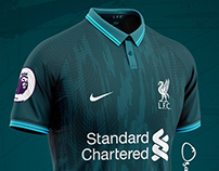 Liverpool away kit 2021
