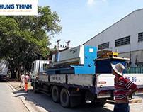 Chành xe Sài Gòn Hà Nội của công ty Hưng Thịnh