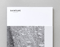 Saintluc — Linen Design