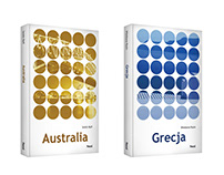 concept of tourist guide covers