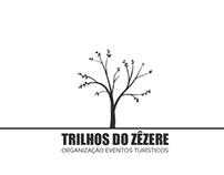 "Branding and Website proposal for ""Trilhos do Zêzere"""