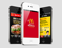 Mcdonald's Iphone Apps Pitch