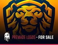 Premade Logos - FOR SALE
