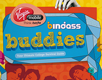 Bindass Buddies magazine