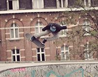 Brussels Skateboard