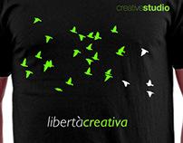 Libertà creativa - Tshirt