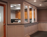 Dental Office Full Remodel and Custom Cabinetry
