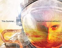 """CRAFFT """"Survive"""" Print-outdoor-indoor Cmpgn (2010)"""