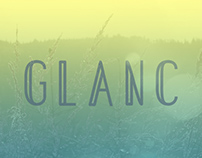 Glanc Free Grid Based Font