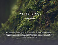WETTERLINGS - a redesign