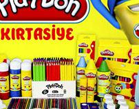 Play-Doh Kırtasiye TV Spot Reklam - 2014