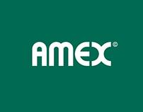 AMEX - Re-design