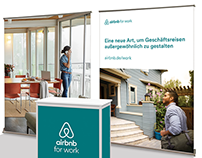 Print Graphic Design - Airbnb