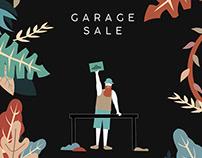 Prom Comm 18' - Garage sale