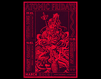 Atomic Fridays – March 2018