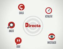 La Directa // Corporate video
