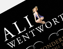 Ali Wentworth Book Launch Invitation