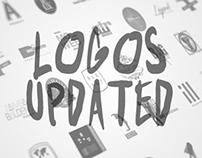 LOGOS UPDATED