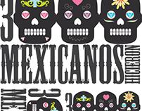 3 mexicanos hicieron