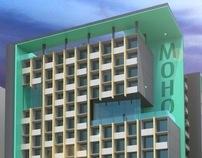 Modular Miami Hotel Competition