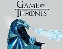 Infografía Game of Thrones