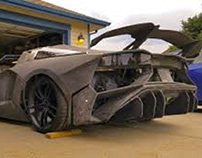 Customize Your Ride With 3D Car Parts   Max Swahn
