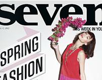 Seven Magazine Los Vegas