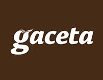 Magazine Gaceta
