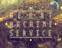 Heart Machine Service Cover