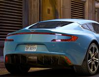 CGI Aston Martin Case
