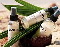 SANUKI Coconut oil